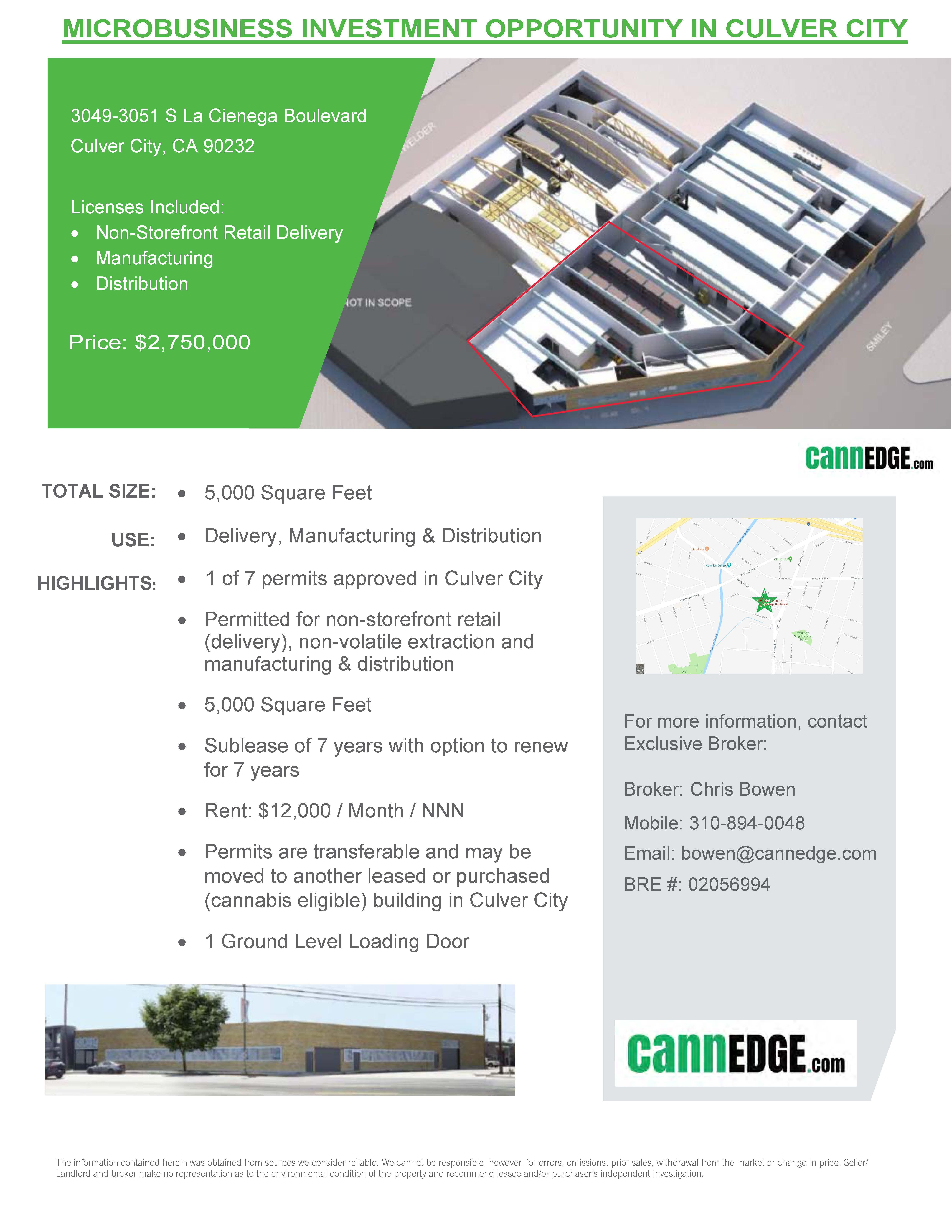 Culver City Delivery Mfg Distro Flyer V4