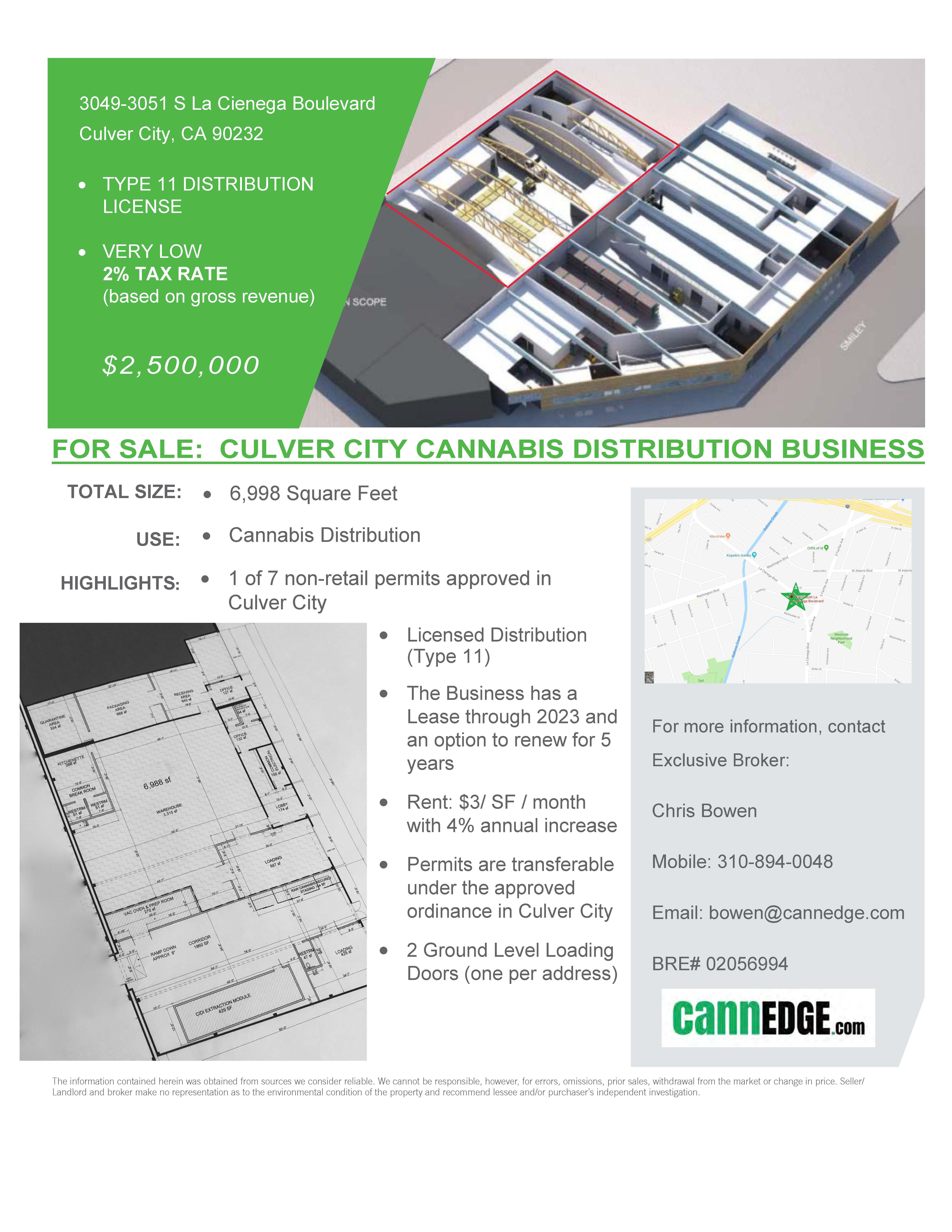 Culver City Final Distribution Business - Flyer . (1) (1)